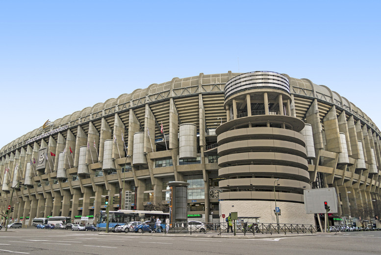 From £119pp (From IWC) for a 2-night stay in Madrid, plus a ticket to see Real Madrid play at the Santiago Bernabeu Stadium