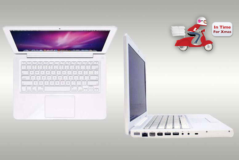 "£189 instead of £389.01 (from Portable Universe) for a 13"" Apple MacBook 160GB - work in style and save 51%"