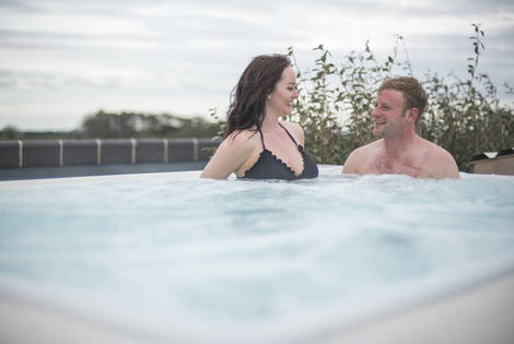 £99 (at the Cotswolds Hotel & Spa) for an overnight stay for two with spa treatment and breakfast each - save up to 48%