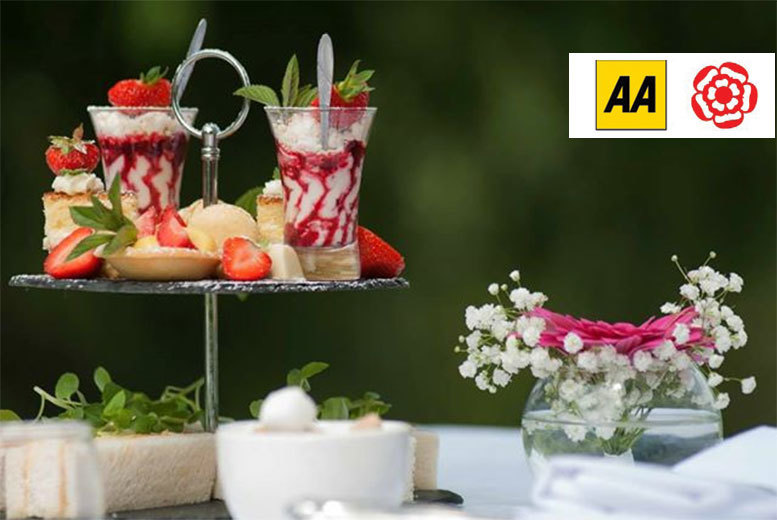 £16.95 for afternoon tea for two people, £22.95 to include a glass of Prosecco each, £33 for four, £45 for four with Prosecco at Quorn Country Hotel