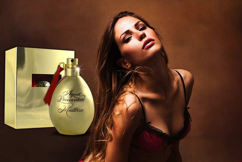 £18 instead of £75.05 for a 50ml bottle of Maitresse by Agent Provocateur eau de parfum from Wowcher Direct - save a scent-sational 76%