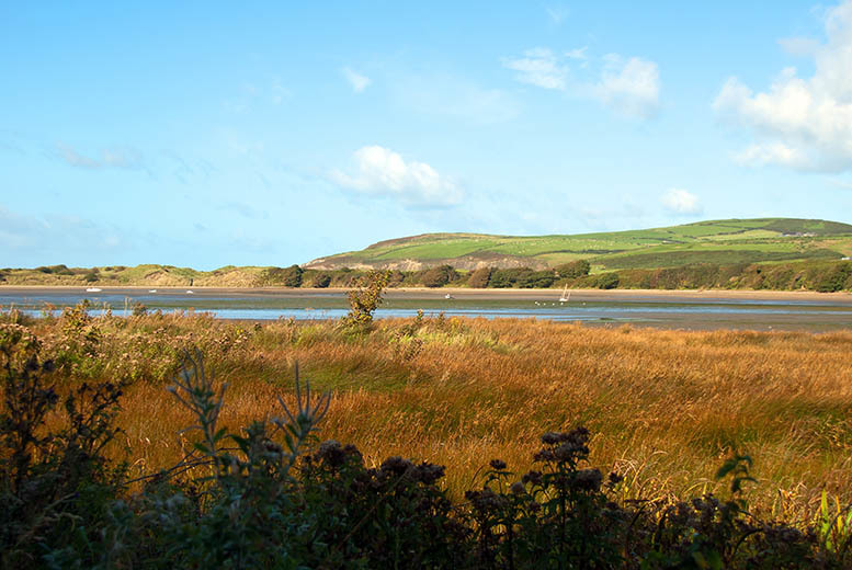 £69 (at Fishguard Holiday Park, Howells Leisure) for a 3 or 4-night Pembrokeshire coast caravan break for up to 6 people, £119 for 7 nights - save up to 43%
