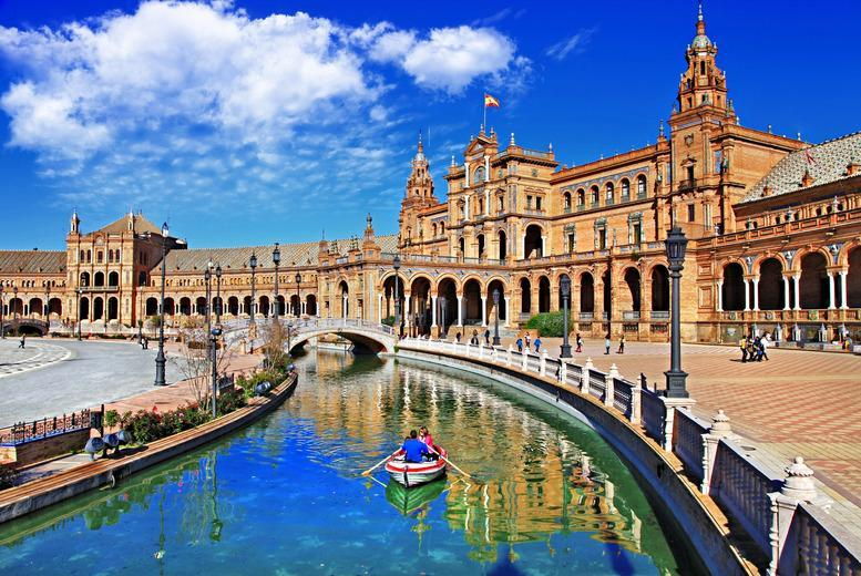 From £99pp (from ClearSky) for a two-night 3* Seville break inc. flights and breakfast, from £129pp for three nights - save up to 24%