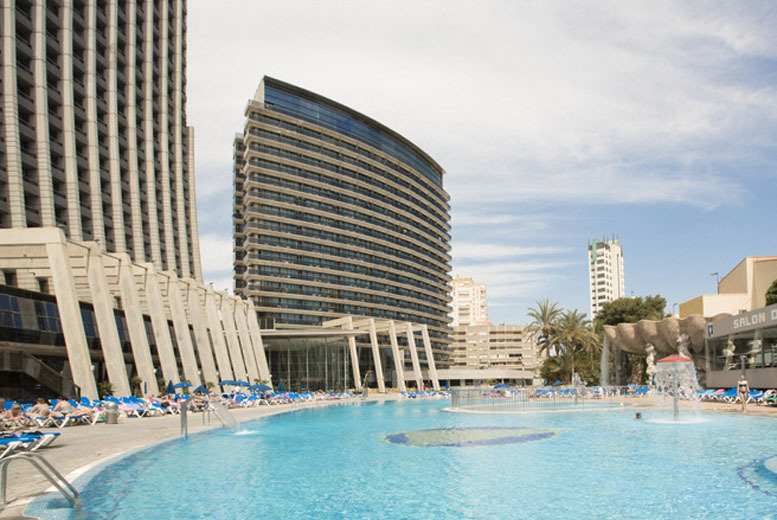 From £109pp instead of up to £154.05pp (from Major Travel) for a 4* 5-night Benidorm break inc. flights, leisure facilities & breakfast - save up to 29%