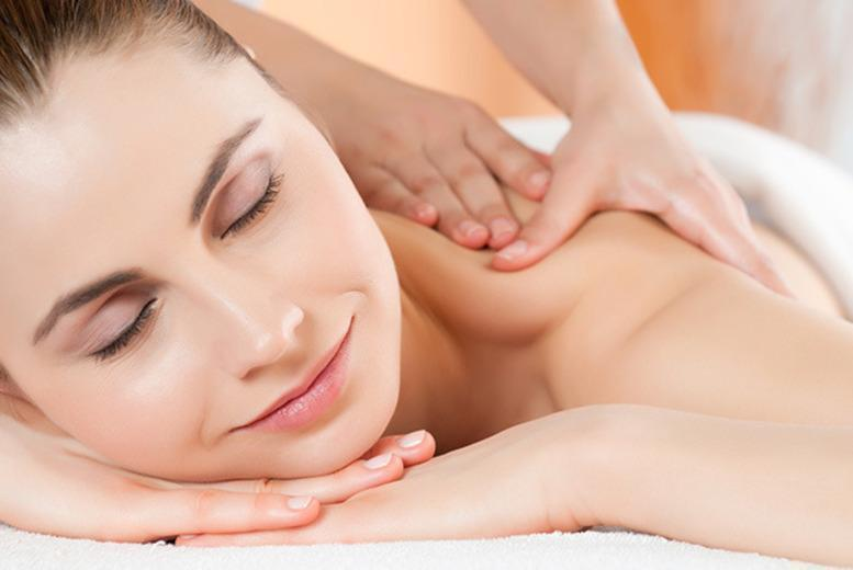 £25 instead of £45 for a spa day inc. hot stone massage, or £49 for 2 people at The Manor Salon & Spa - save up to 44%