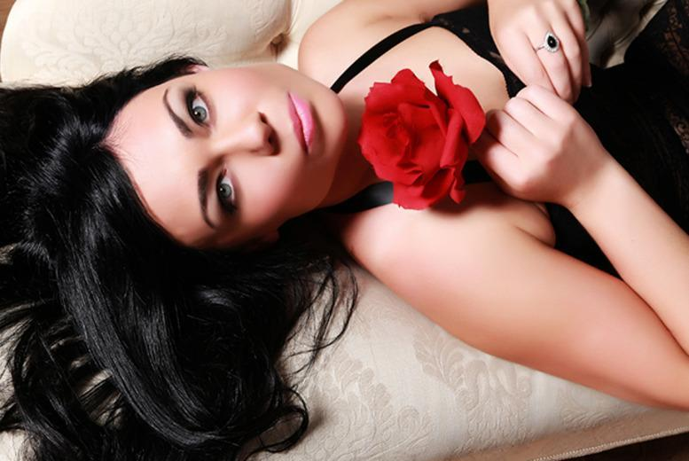 £9 for a 3-hour boudoir MAC makeover & photoshoot inc. mini-facial & one print, £15 for 2 people at Xposure Studios, Liverpool - save up to 78%