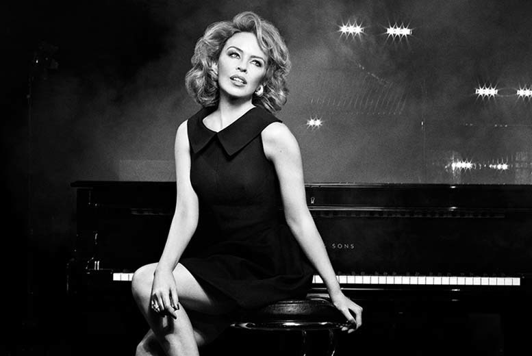 £99pp (from The Omega Holidays Group) for an overnight Manchester or Nottingham stay for 2 & Kylie Minogue tickets