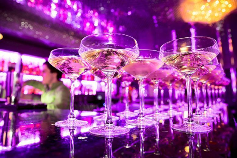 £12 for a cocktail class & 5 drinks for 1 person, £23 for 2, £39 1-day course, £149 1wk course at Manchester Leisure Academy - save up to 66%