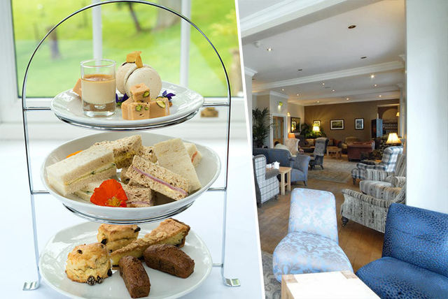 Peak District Spa Treatment Amp Afternoon Tea Losehill