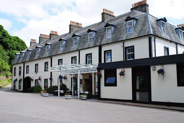 £69 (at Shap Wells Hotel) for an overnight Cumbria stay for two, breakfast, dinner and glass of wine each, £99 for 2nts, £129 for 3nts, £159 for 4nts - save up to 35%