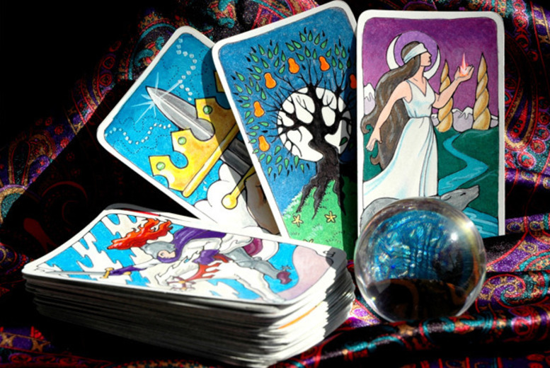 £14 instead of up to £25 for a 30-minute tarot reading, £27 for two people at The Zen Shop, Digbeth - learn your fortune & save up to 44%