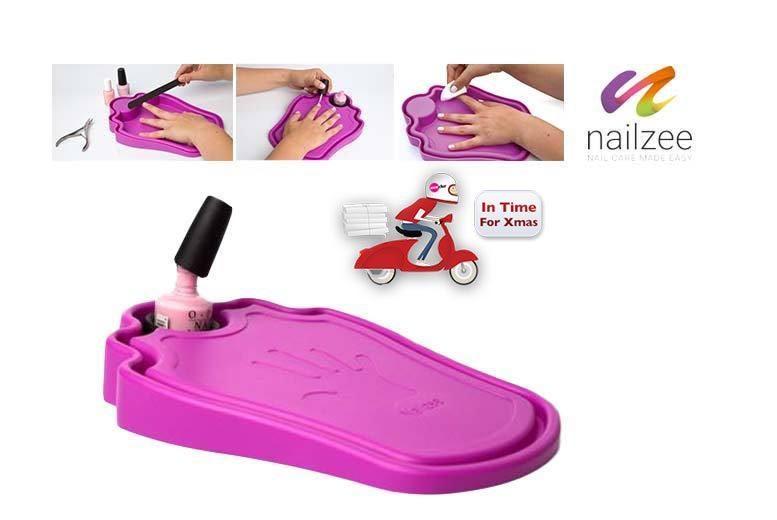 nailzee hand manicure tool