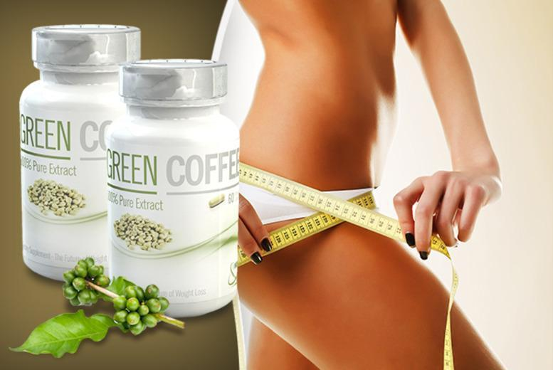 £18 (from GB Supplement) for a 2-month* supply of super-strength green coffee capsules, £24 for a 4-month* supply - save up to 58% + DELIVERY IS INCLUDED!
