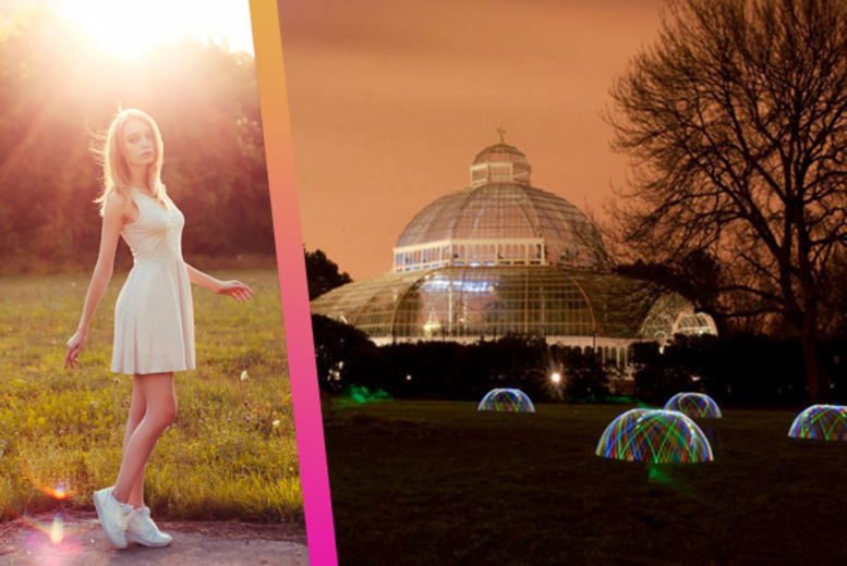 £5.50 instead of £10 for a ticket to The North West Fashion Festival on Sunday 14th September at Sefton Park Palm House, Liverpool - save 45%