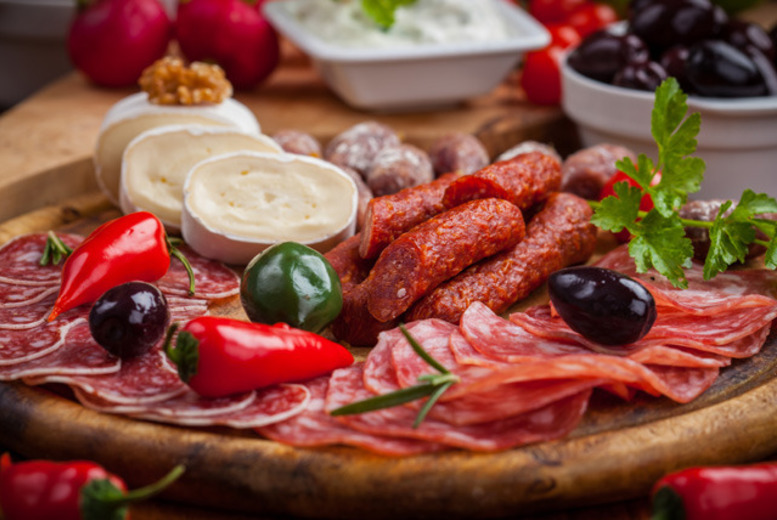 £24 instead of up to £48.75 for a Spanish Iberian meat and cheese platter for 2 with a bottle of Rioja at Zorita's Kitchen, St Paul's - save up to 51%