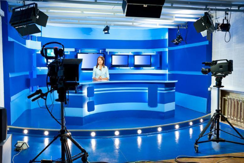 £24 instead of £249 for a 1-day TV presenting course with The TV Training Academy - choose from 8 locations and save 90%