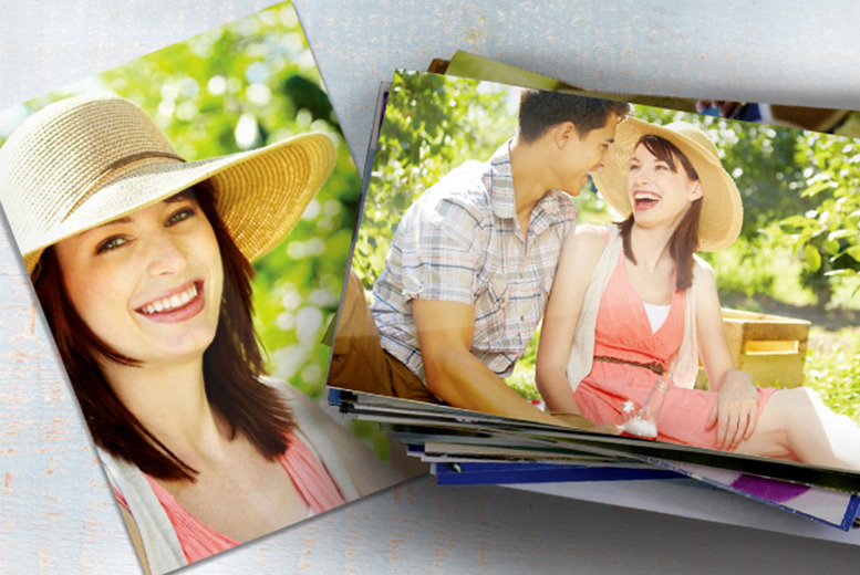 "£1 instead of £9 (from Snapfish by HP) for 100 6""x4"" Photo Prints - save 89%"