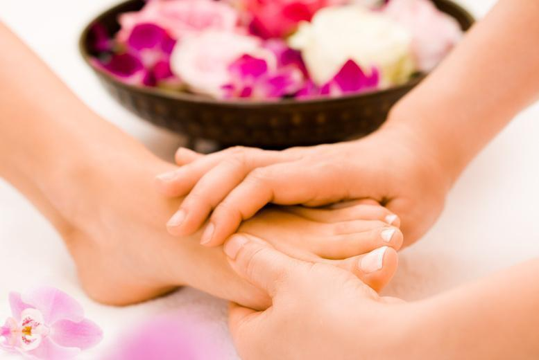 £24 for a 75-minute reflexology session, £69 for three or £129 for six sessions at The Reflexology Space, Covent Garden - save up to 68%