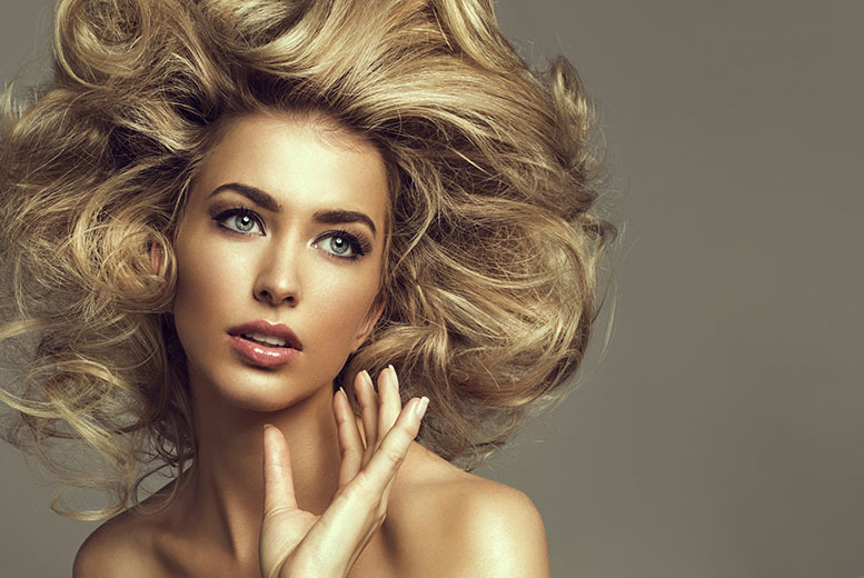 £19 instead of up to £68 for a half-head of highlights or full head of colour, plus a cut, condition & blow dry at Hair by Andy - save up to 72%