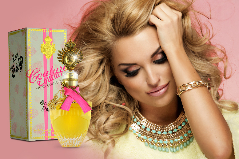 £22.99 instead of £82 (from My Perfume Room) for a 100ml bottle of Juicy Couture eau de parfum - save 72%