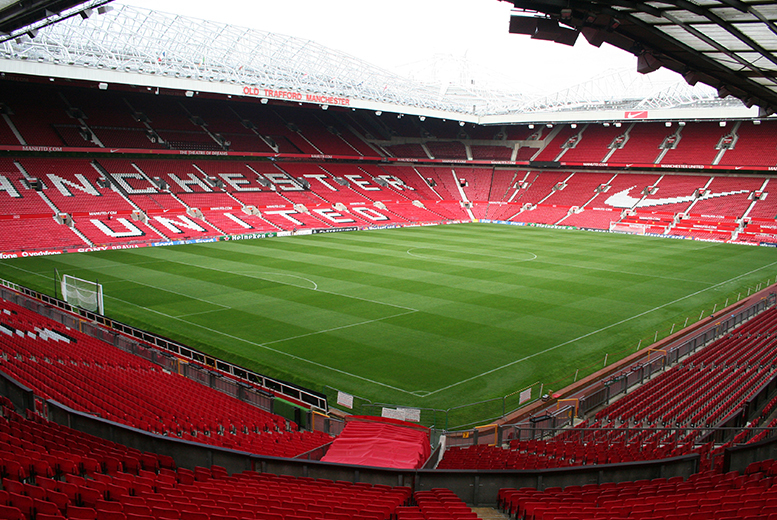4* Manchester + Old Trafford Stadium Tour for 2 - Birmingham,...
