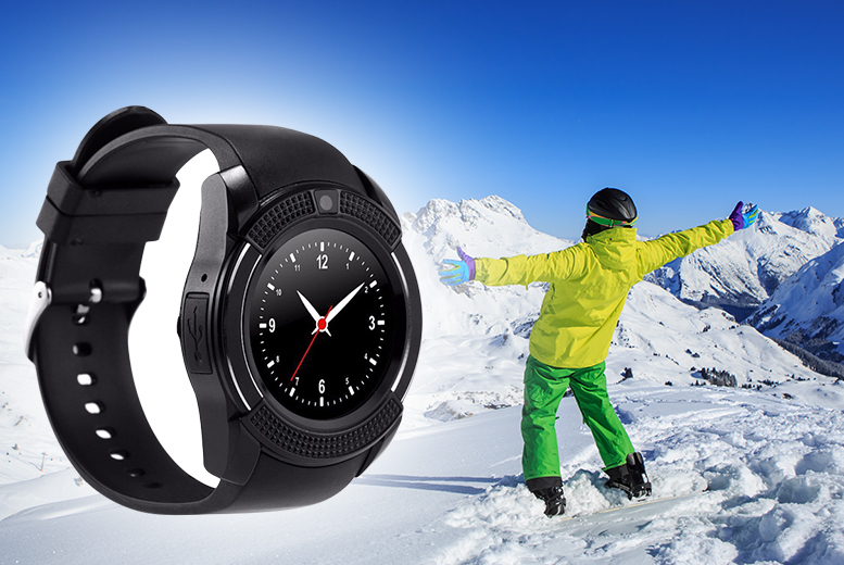 £29 instead of £199.99 (from TLD: Retail) for a 11-in-1 'Next Gen' Android Bluetooth sports watch - save 85%