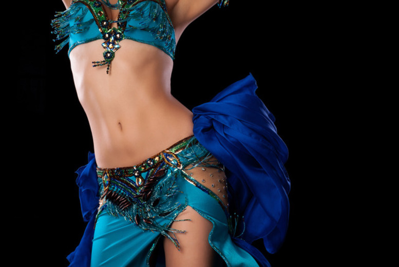 £14 instead of £45 for four 1-hour belly dancing classes with SV Dance at Soho Gym, Covent Garden - save a spicy 69%