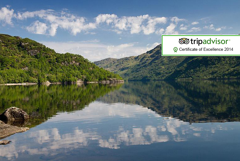 £59 (from The Killearn Hotel) for a 1-night Trossachs break for 2 including breakfast and tea & cake, £95 for a 2-night stay - save up to 53%