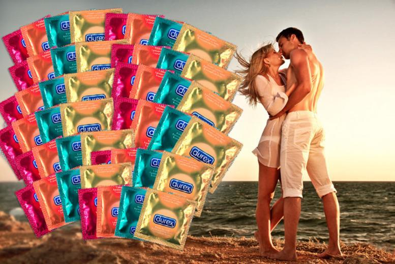 £19 instead of £49.99 (from Merchtopia) for 60 Durex in 4 different varieties, stay safe and save 62%