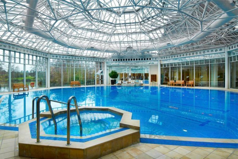 £29 for spa access & 2 treatments, £55 for 2 people, £75 to inc. afternoon tea for 2 at The Ocean Rooms Spa, Birmingham - save up to 71%