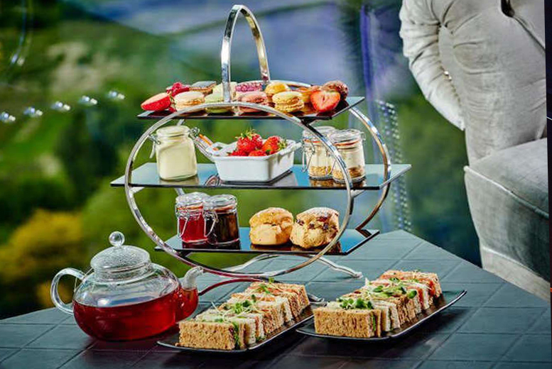 £15.95 instead of £35.90 for a traditional afternoon tea for two people at Marco Pierre White, Newcastle - save 56%