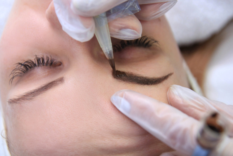 £69 instead of £200 for a semi-permanent microblading eyebrow treatment at Tattoo Studio Mart, Hackney - save 66%
