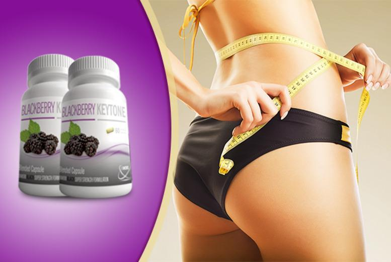 £18 (from GB Supplement) for a 4-mth supply* of blackberry ketone supplements, £24 for a 'super strength' supply - save up to 79% + DELIVERY INCLUDED
