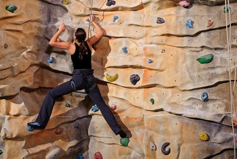 £14 instead of £30 for a 3-hour indoor climbing course, £26 for two people at Alter Rock Climbing, Derby - save up to 53%