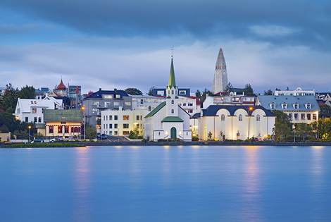 From £139pp (from Tour Center) for a two-night Iceland break including flights, from £199pp for three nights - save up to 26%