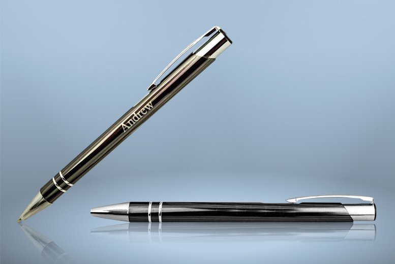 £6 instead of £29 (from Aspire) for a personalised 'Mayfair' executive pen - save 79%