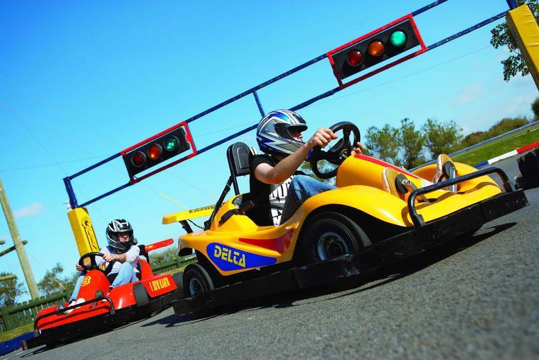 £49 for a two-night, midweek spring break for a family of up to four, £59 for a weekend break from Pontins - choose from four parks!