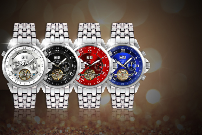 £199 (from Kendor Van Noah) for an André Belfort 'Etoile Polaire' watch, valid in a variety of designs - save up to 84% + DELIVERY INCLUDED!