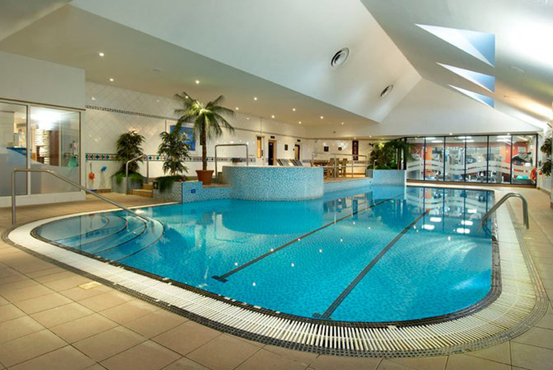£39 for a spa experience for one person inc. two 30-minute treatments, or £78 for two people at Body Synergy, Hilton East Midlands Airport - save up to 57%