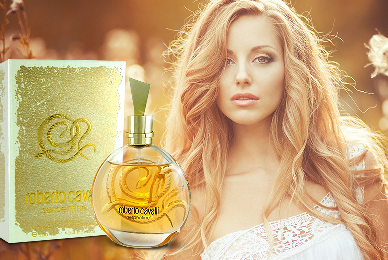 £21.99 instead of £74.99 (from My Perfume Room) for a 100ml bottle of Roberto Cavalli Serpentine eau de parfum - save 71%