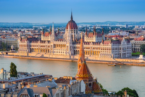 From £129pp for a four-night Prague and Budapest tour with flights and trains, from £199pp for six-nights with Bratislava, from £299pp for eight nights with Vienna!