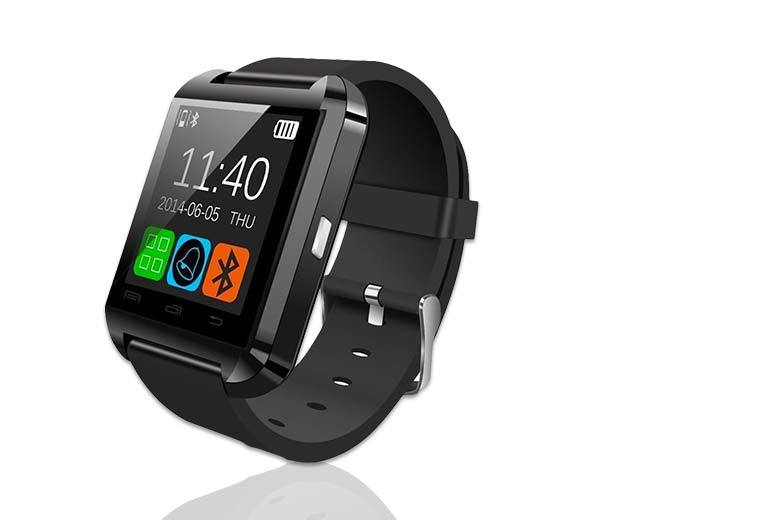 £12.99 instead of £129.99 (from TLD Retail) for a U8 Bluetooth smart watch - get tracking your fitness and save 90%
