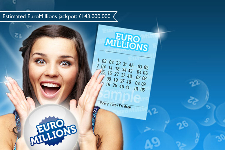 £8 instead of £15 (from Lotto Social) for 20 x EuroMillions syndicated lines per draw, £14 for 40, £27 for 80 - save up to 47%