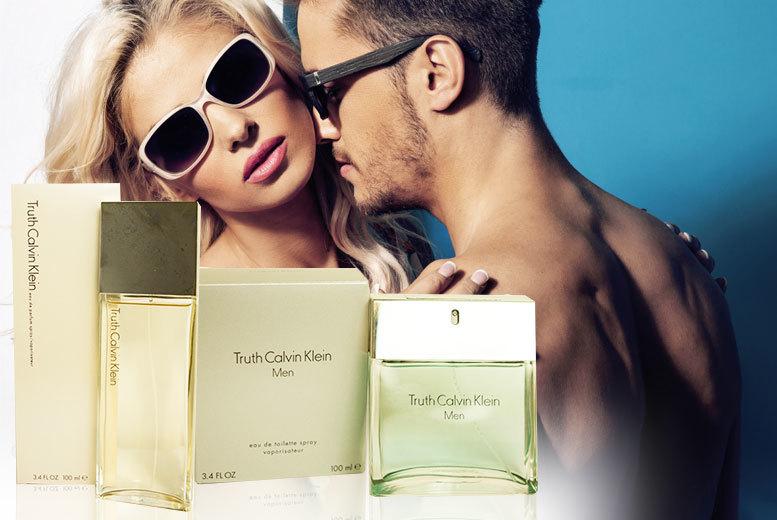 £17 instead of £52.51 (from Online Beauty Deals) for a 100ml bottle of Calvin Klein Truth Femme eau de parfum or Calvin Klein Truth Homme eau de toilette - save 69%