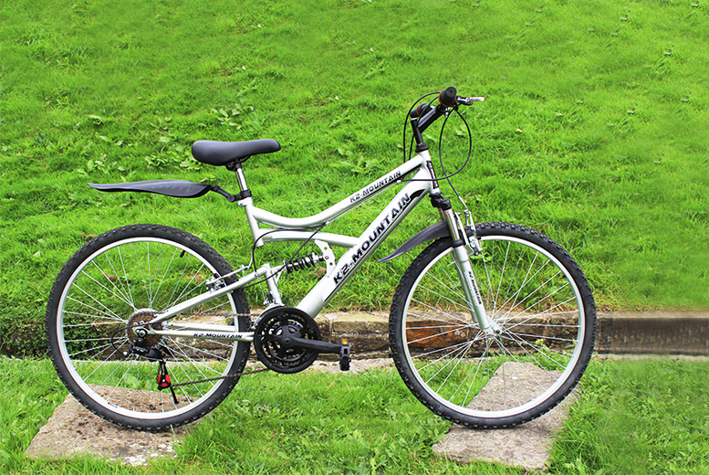 £79.99 instead of £199 for an adult mountain bike from Wowcher Direct - get a wheely good deal and save 60%