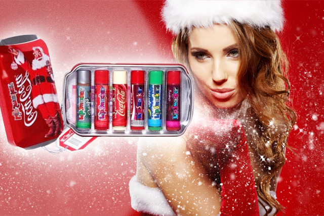 £9 instead of £19.99 (from Spicy Decor) for a LipSmackers lip balm Coca Cola® tin gift pack - save a delicious 55%