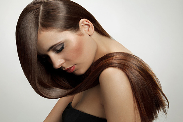 £79 instead of £200 for a full head of Remy micro ring 100% human hair extensions at HMB Salon, Gants Hill - save 60%