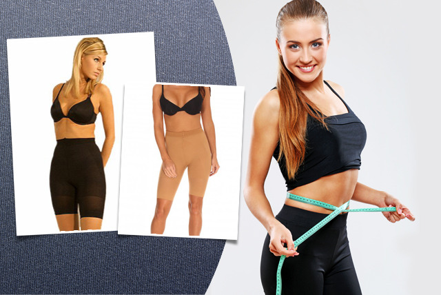 £7.99 instead of £19.99 (from UnderwearPlease) for a pair of Skinkiss caffeine control pants in black or nude - save 60%