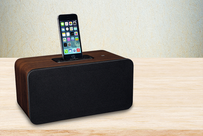 £75 instead of £129.99 for a Pioneer XW-BTS7 Bluetooth speaker from Wowcher Direct - save 42%