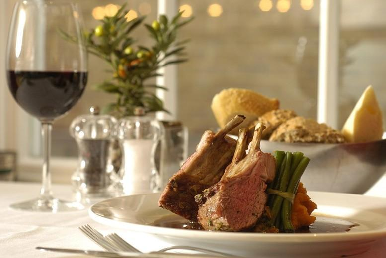 £27 instead of up to £52.50 for a 2-course Sunday lunch for 2 including a bottle of wine to share Café des Amis, Covent Garden - save up to 49%